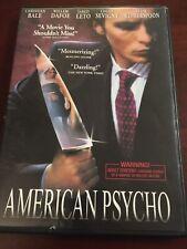 American Psycho (Dvd, 2000)