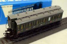 Märklin H0 4005 Abteilwagen 2.Klasse Länderbahn, mit Bremserhaus, Blech