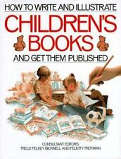 How to Write and Illustrate Children's Books, , 0891342648, Book, Good