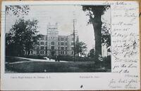 1906 Postcard: Curtis High School - St. George, Staten Island, New York NY