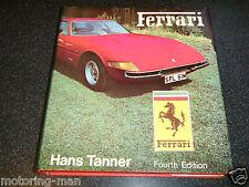 FERRARI TANNER 1974 P3 P4 166 512S 312P 375 220 SPORT LE MANS 340 MILLE MIGLIA P