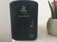 EMC Iomega StorCenter ix4-200d Home NAS, 2x1TB -