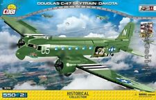 COBI Douglas C-47 Skytrain Dakota / 5701 / 550 blocks WWII Small Army US plane