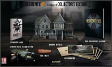 RESIDENT EVIL VII 7 BIOHAZARD ÉDITION COLLECTOR BAKER'S MANSION PACK