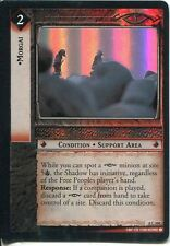 Lord Of The Rings CCG Foil Card SoG 8.C104 Morgul
