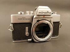 Minolta SRT 202 Body. 35mm Film Camera
