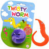 2 4 10 16 24 TRICK FURRY MAGIC WIGGLY TWISTY WORM TOY BIRTHDAY PARTY BAG FILLERS