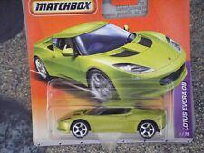 Matchbox Lotus DieCast Material Cars, Trucks & Vans