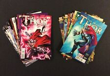 MIGHTY THOR #1 - 22 + 12.1 Comic Books COMPLETE Marvel Silver Surfer GALACTUS