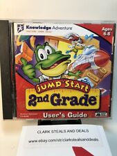 Educational Software Jump Start 2nd Grade Learning Tool Ages 6-8