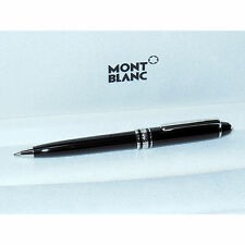 New Montblanc Meisterstuck Hommage a Mozart Ballpoint Pen Black/Platinum small