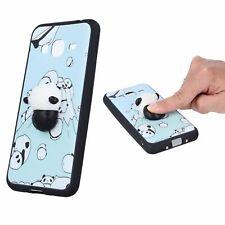 ^ Animal 4D Schutzhülle Handy Cover Case Motiv Weich Für Apple iPhone 7 PANDA