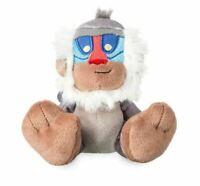 Disney Tiny Big Feet Plush Micro Cuddly Soft Rafiki Monkey from the Lion King