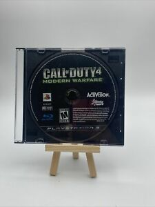 Call of Duty 4: Modern Warfare - Sony PlayStation 3 PS3 - Disc Only - Tested