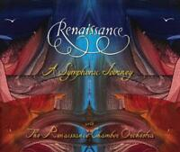 RENAISSANCE - A SYMPHONIC JOURNEY (2CD+1DVD DIGIPAK EDITION)  2 CD+DVD NEU