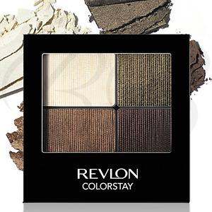REVLON ColorStay 4 Colour Quad 16Hr Eyeshadow Palette - 515 Adventurous *NEW*
