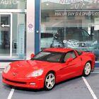 Chevrolet Corvette Z51 Coupe Red 1:43 Scale Die-cast Model Toy Car Deagostini