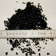 Glanzkies 10kg schwarz Zierkies 1-3mm 1,50€/kg Aquarienkies Fisch Bodengrund