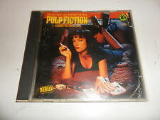 CD PULP FICTION: Music from the Motion Picture Soundtrack