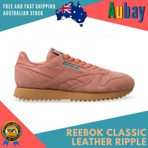 Reebok Classic Leather Ripple SM Shoes Sneaker Sports Trainer Casual Mens Unisex