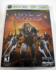 Halo Wars Limited Edition (Xbox 360, 2009) Complete in Box *No DLC*