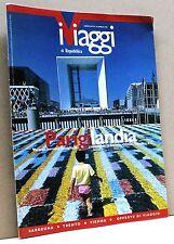 I VIAGGI DI REPUBBLICA - Parigilandia [Rivista - Anno II, n.25, 23 Aprile 1998]