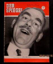 Der Spiegel 17/51 Titelbild:Dean Acheson,SCHUMAN-PLAN,SYNTHETISCHE SPRACHE,NS-Ge