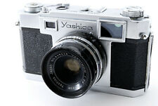 **Exc++** YASHICA 35 Rangefinder Camera YASINON 4.5cm F/2.8 From Japan A0606