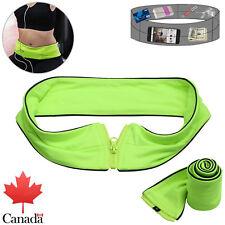 Fitness Cycling Style Running Flipbelt Yoga Zip Expandable Sport Waist Phone Bag