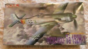 DML 1/48 Focke-Wulf Ta 152H-1