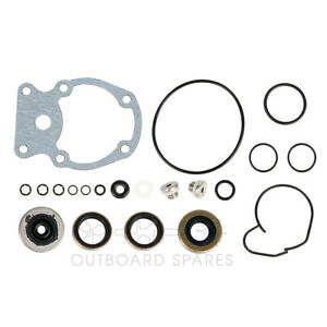 A New Evinrude Johnson Lower Unit Seal Kit for 20,25,30,35hp Outboard (# 396351)