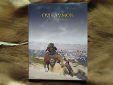 Ovis Ammon  Argali The Great Sheep of Asia Sheep Hunting Safari Press Hardcover