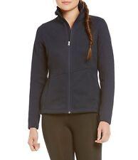 NWT Women Navy Spyder Endure Core Full Zip Mid-weight Sweater Jacket Size XXL