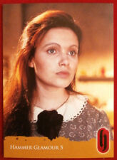 HAMMER HORROR GLAMOUR - Madeline Smith - Card C5-S2 Strictly Ink 2010