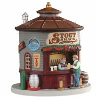 LEMAX 2020 THE STOUT SHACK #04745 Table Accent BNIB