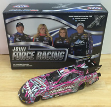 NHRA 2015 COURTNEY FORCE PINK TRAXXAS FUNNY CAR 1/24 DIECAST