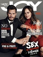 Jamie Dornan Dakota Johnson Joy 2 2017 February fifty shades of grey Full-Cover
