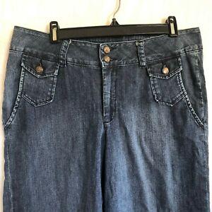 Mujeres Crop Bolsillos Elástico 3//4 Capri Pantalones Parte inferior señoras más tamaño pantalones