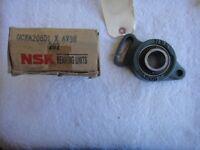 NSK UCF210-200D1 NEW FLANGE BEARING X AS3S 812 UCF210200D1