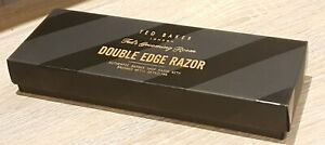 Ted Baker Butterfly Double Edge Razor  Classic Shaving Vintage BNIB