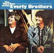 THE EVERLY BROTHERS : THE VERY BEST OF THE EVERLY BROTHERS / CD