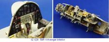Eduard 1/32 Grumman TBF-1 Avenger interni Etch per Trombettista kit # 32524