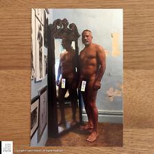 4 x 6 Male Nude Portrait - Gio #1 - Male Body Fine Art Photo