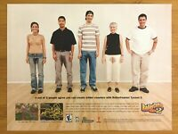RollerCoaster Tycoon 2 PC 2002 Vintage Print Ad/Poster Official Promo Art Rare
