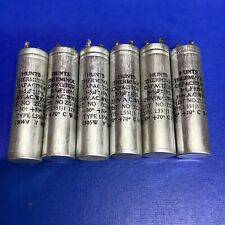 Hunts Vintage 3.5uF 250v Motor Start Capacitor - 1 Piece