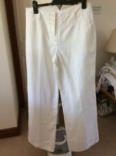 Next Women's 30L Linen Other Casual Trousers