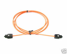 Cavo prolunga ottico / Optical cable CLARION compatibile - Tos-Link mt. 5,00