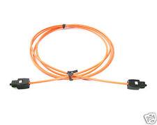Cable óptico ajustable Alpine (serie code 4916) Tos-Link 5mt o 3mt O 1,5 mt