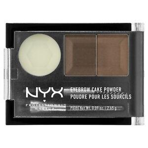NYX Eyebrow Cake Powder Palette  - Choose Your Shade - 100% GENUINE - UK SELLER