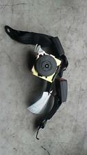 MAZDA 3 BLACK CENTRE REAR SEATBELT, SEDAN, BK SI, 01/04-07/06